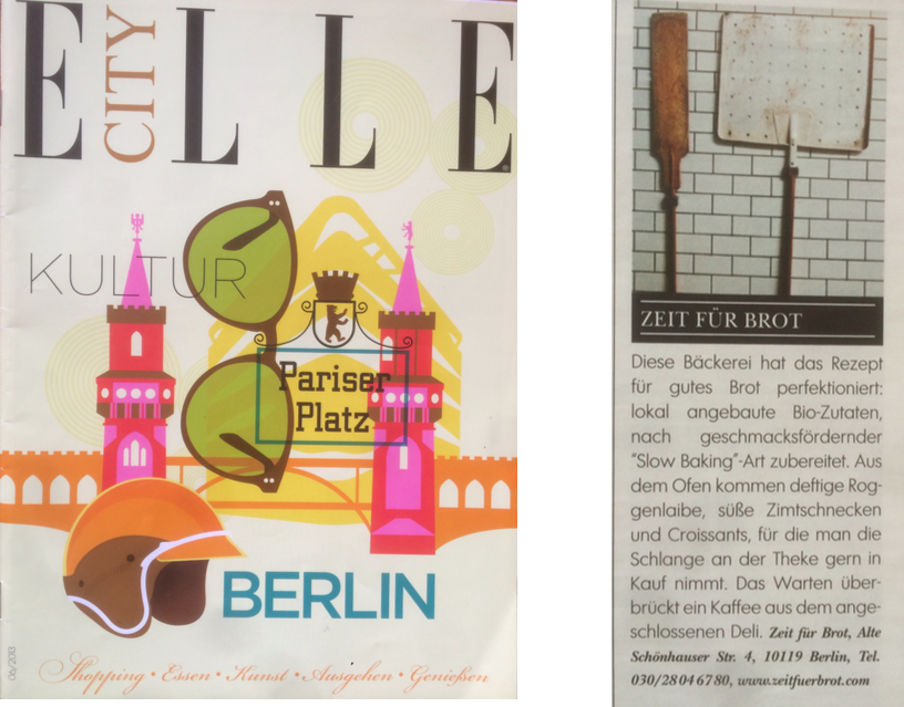 ELLE City – Berlin
